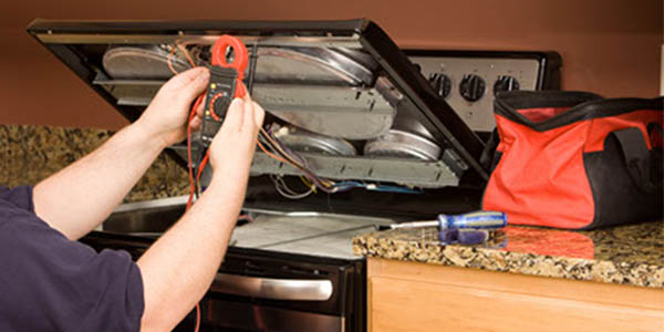 Electric cooker installation electrical services