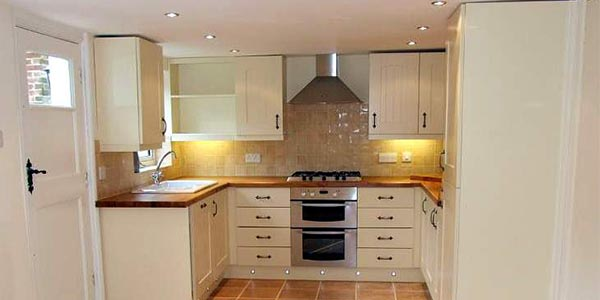 Kitchen rewiring electrical services in Gateshead