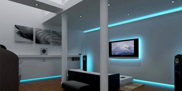 L.E.D Lighting installation and design in Middlesbrough