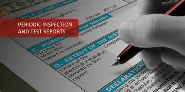 Electrical safety certificates and Periodic Inspection Reports by North East Electrics