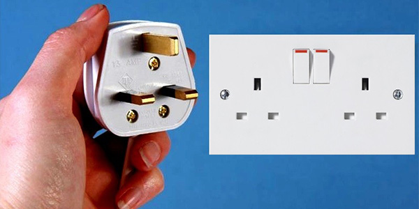 Extra power socket installation electrical services in Gateshead