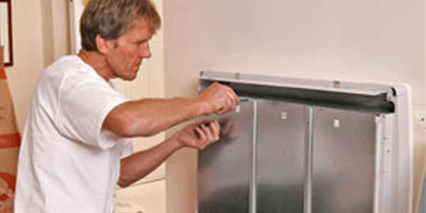 storage heater installation electrical service