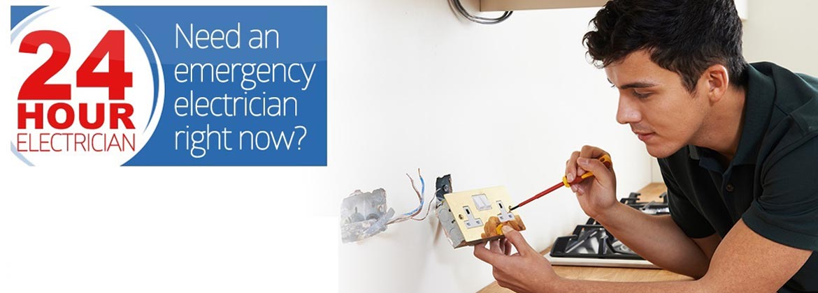 24 hour call out Electrician in Gateshead